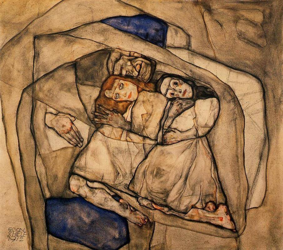Photo:  Egon Schiele